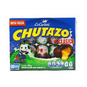 CHUTAZO LA CORONA 20PIEZAS 370G