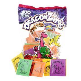 Dragonzitos 100 piezas 300g