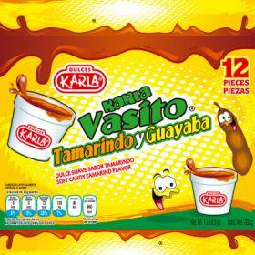 Dulces Karla Vaso 12 piezas