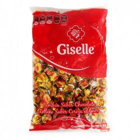 Giselle Chocolate relleno de cereza al licor 1k