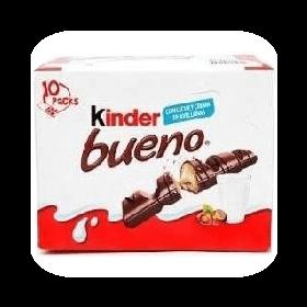 KINDER BUENO 10PIEZAS