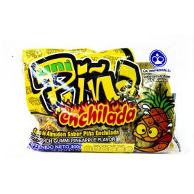 Gomas Uni Piña Enchilada 400g