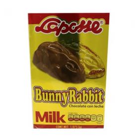 Laposse Bunny Rabbit Milk Chocolate 1075g