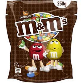 M&M Chocolate 6 pack 287.4g 6 piezas