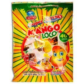 Medy Alteño Mango Loco 40 piezas 400g