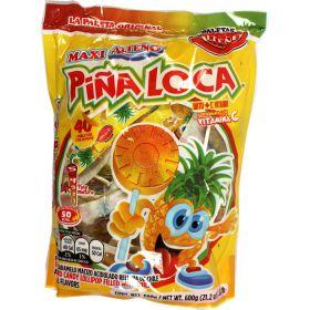 Medy Alteño Piña Loca 40 piezas 400g