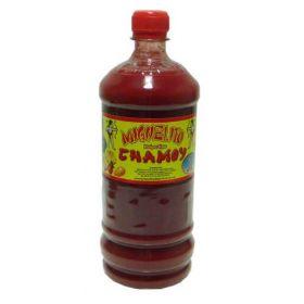 Miguelito Pulpa tipo Chamoy 250ml Botella