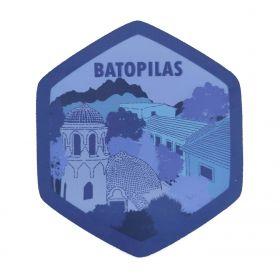 Calcomania Sticker Pueblo Mágico Batopilas, Chihuahua