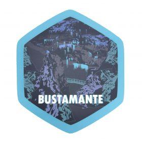Calcomania Sticker Pueblo Mágico Bustamante, Nuevo León