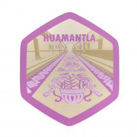 Calcomania Sticker Pueblo Mágico Huamantla, Tlaxcala