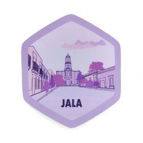 Calcomania Sticker Pueblo Mágico Jala, Nayarit