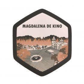 Calcomania Sticker Pueblo Mágico Magdalena de Kino, Sonora