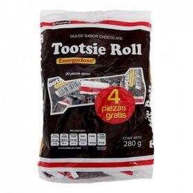 Tootsie Roll 20 piezas 280g