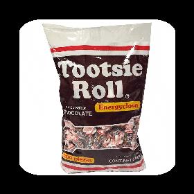 TOOTSIE ROLL 200PIEZAS 600G